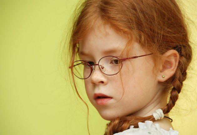 Миопия средней степени может развиться у ребенка, если заболеванием страдают его родители