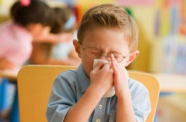 ОРВИ как причина вирусного конъюнктивита у детей