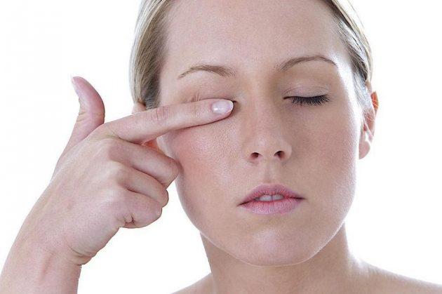 массаж глаз как профилактика глаукомы