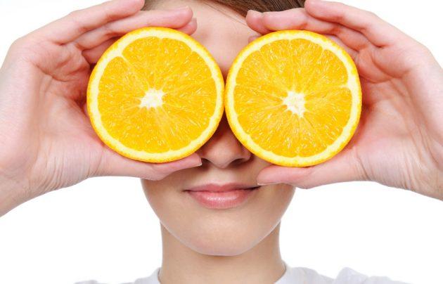 Для профилактики катаракты нужно придерживаться правильного питания
