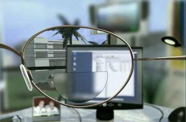 Бифокальные очки при близорукости и дальнозоркости