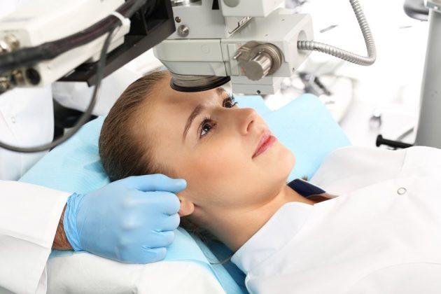 Операция на зрение симферополь