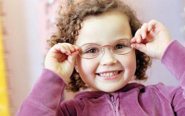 Астигматизм у ребенка