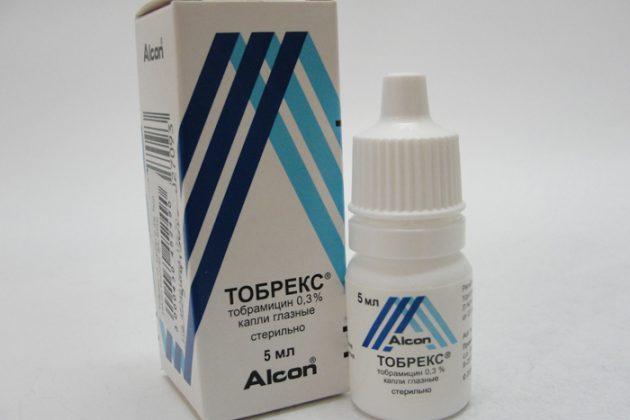 Антибиотик для лечения конъюнктивита