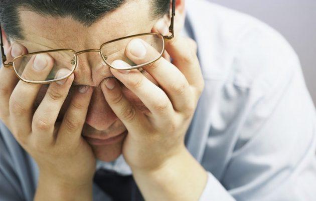 близорукость - распространенная болезнь современных людей