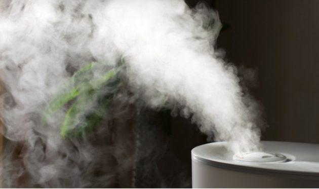 Увлажнитель воздуха при аллергическом конъюнктивите