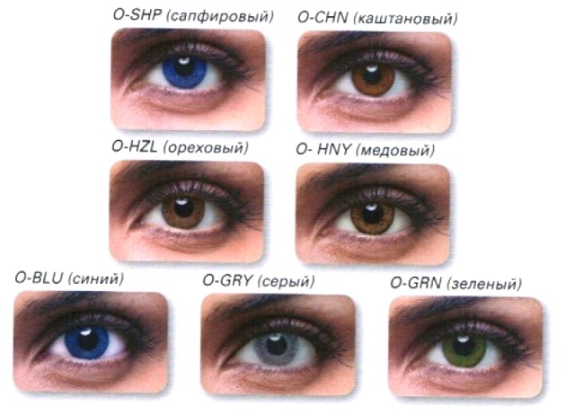 линзы acuvue colours