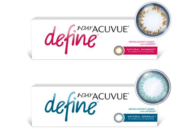 линзы acuvue one day
