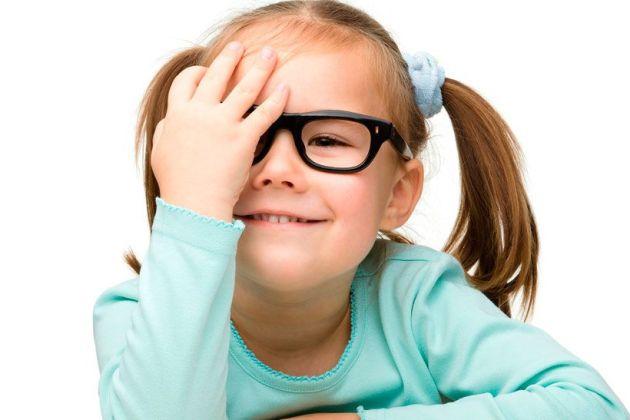 ношение очков при амблиопии