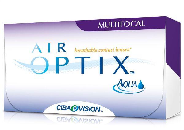 линзы air optix мультифокальные