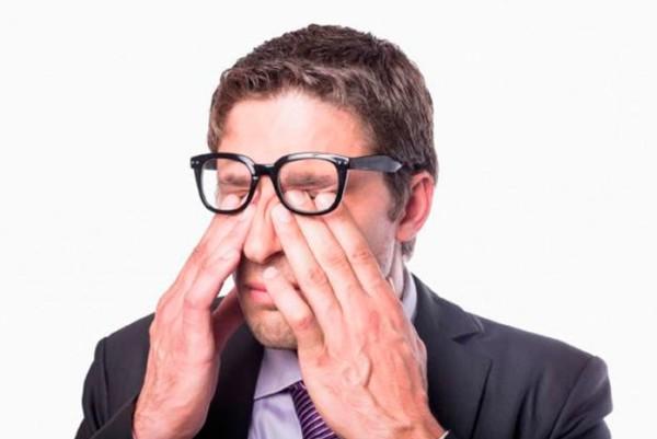 утомляемость глаз при кератоконусе