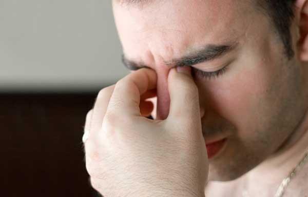 Болят глаза и температура при синусите