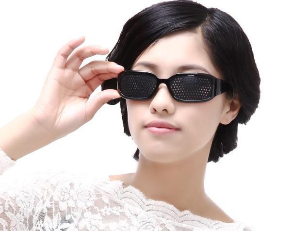 ношение очков-тренажеров