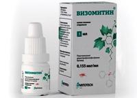 Визомитин - капли для линз