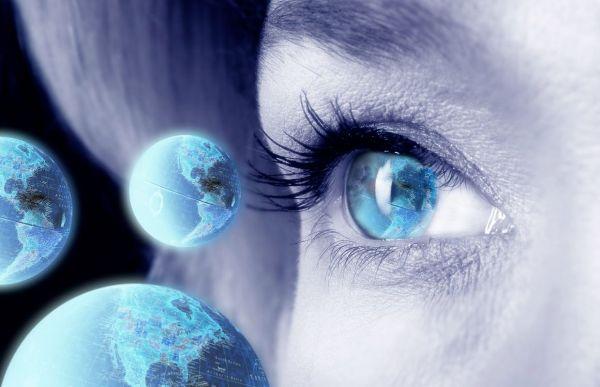 искажение зрения